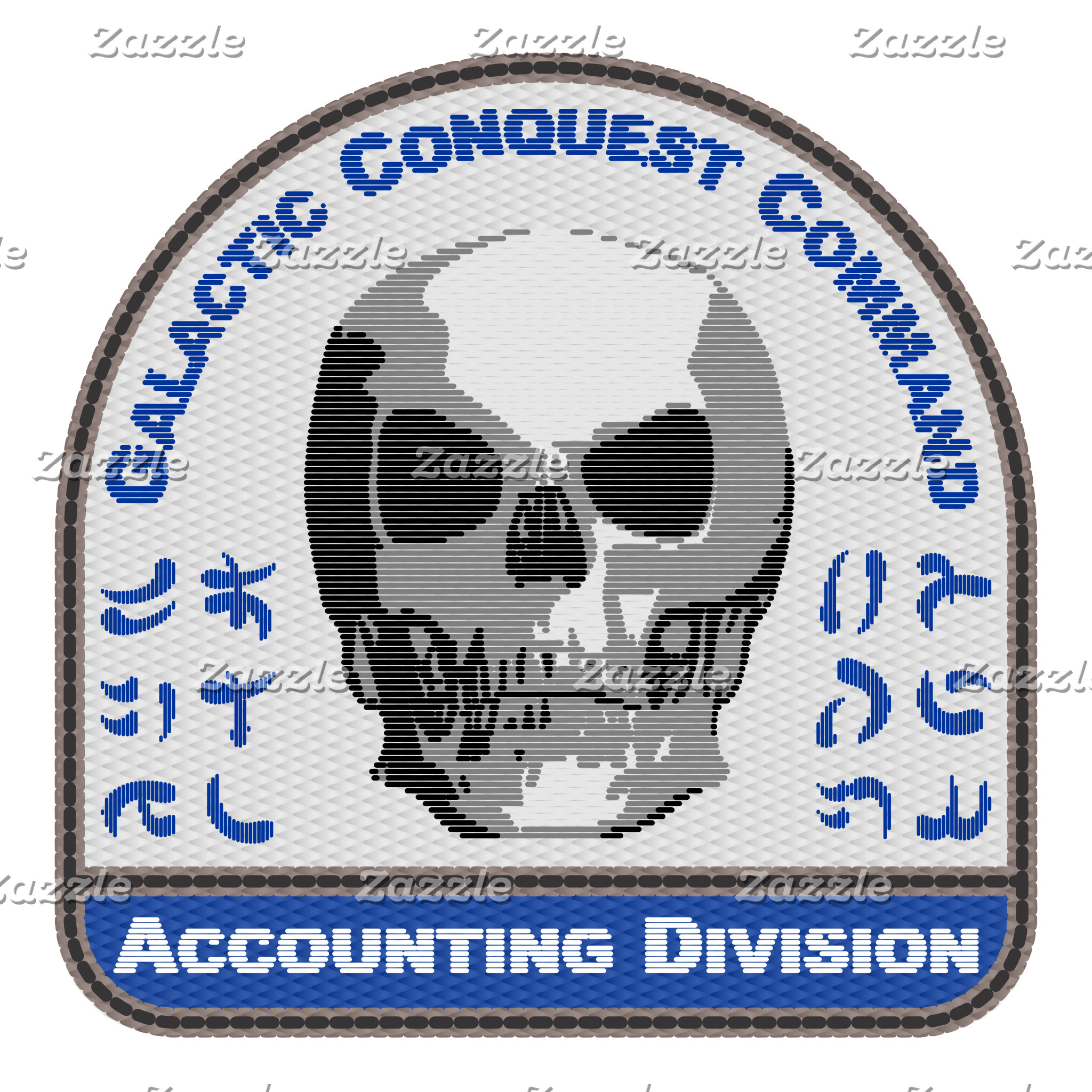 Accounting Division - Galactic Conquest Command