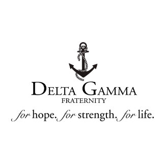 Delta Gamma For Hope For Strength For Life