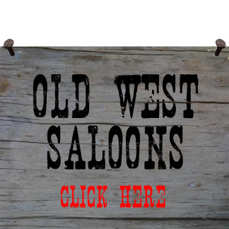 Old West Saloons