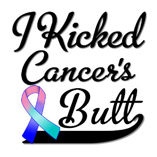 Thyroid Cancer I Kicked Butt