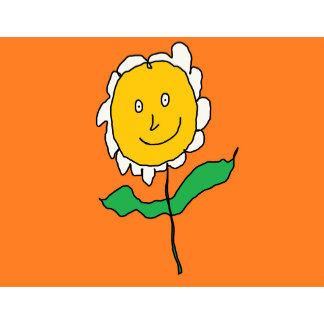 Cartoon Daisy
