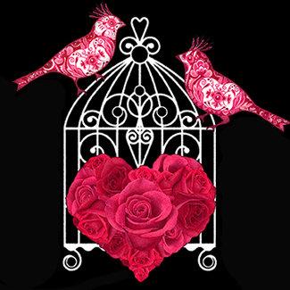 Blackboard Love Poetry