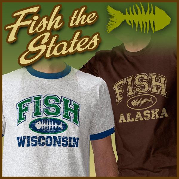 Fish the States