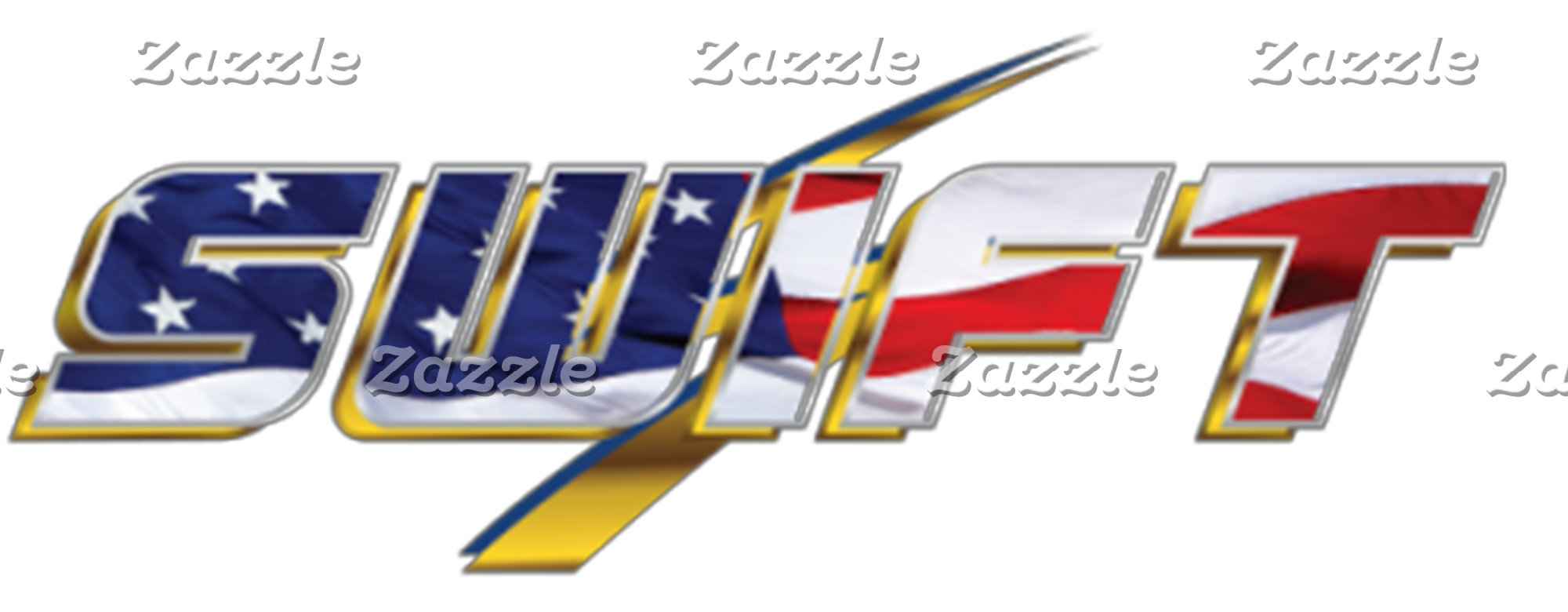 American Swift Trucking Logo