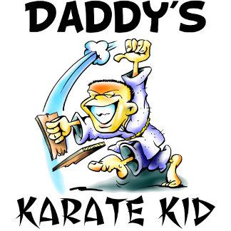 Daddy's Karate Kid