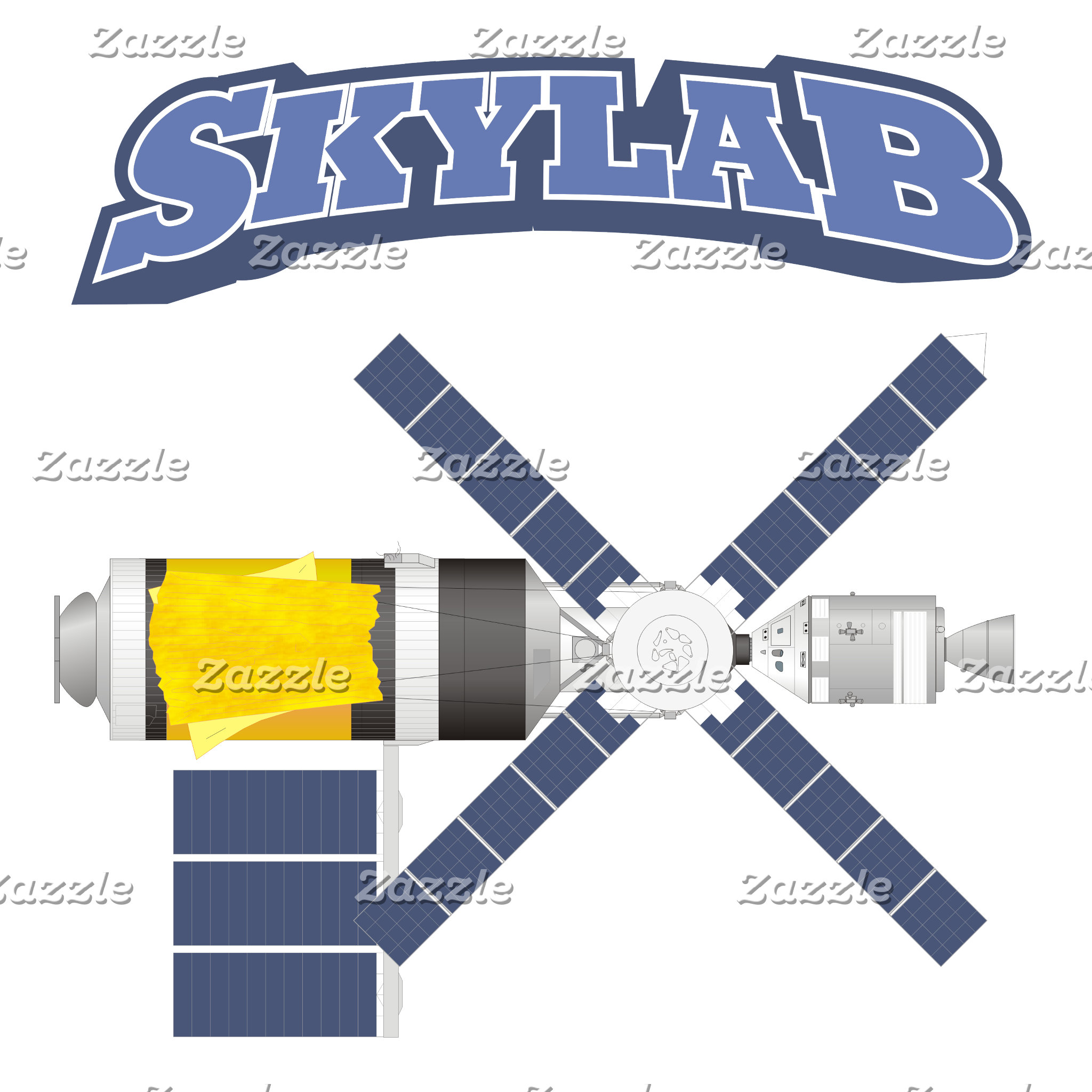 Skylab Space Station