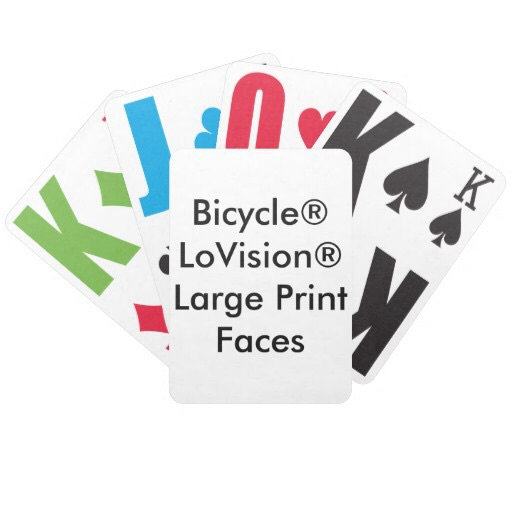 Bicycle® E-Z See® LoVision®