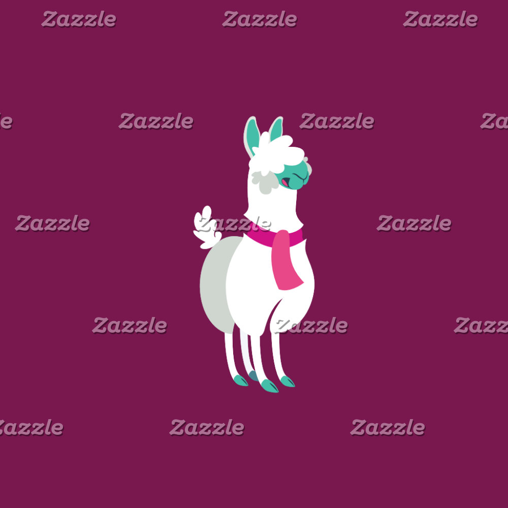 Tommy the Llama