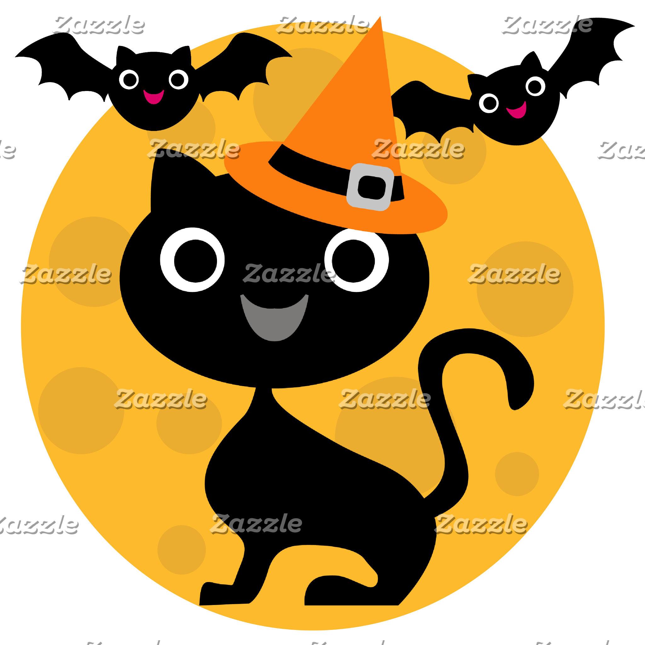Cat and Bats