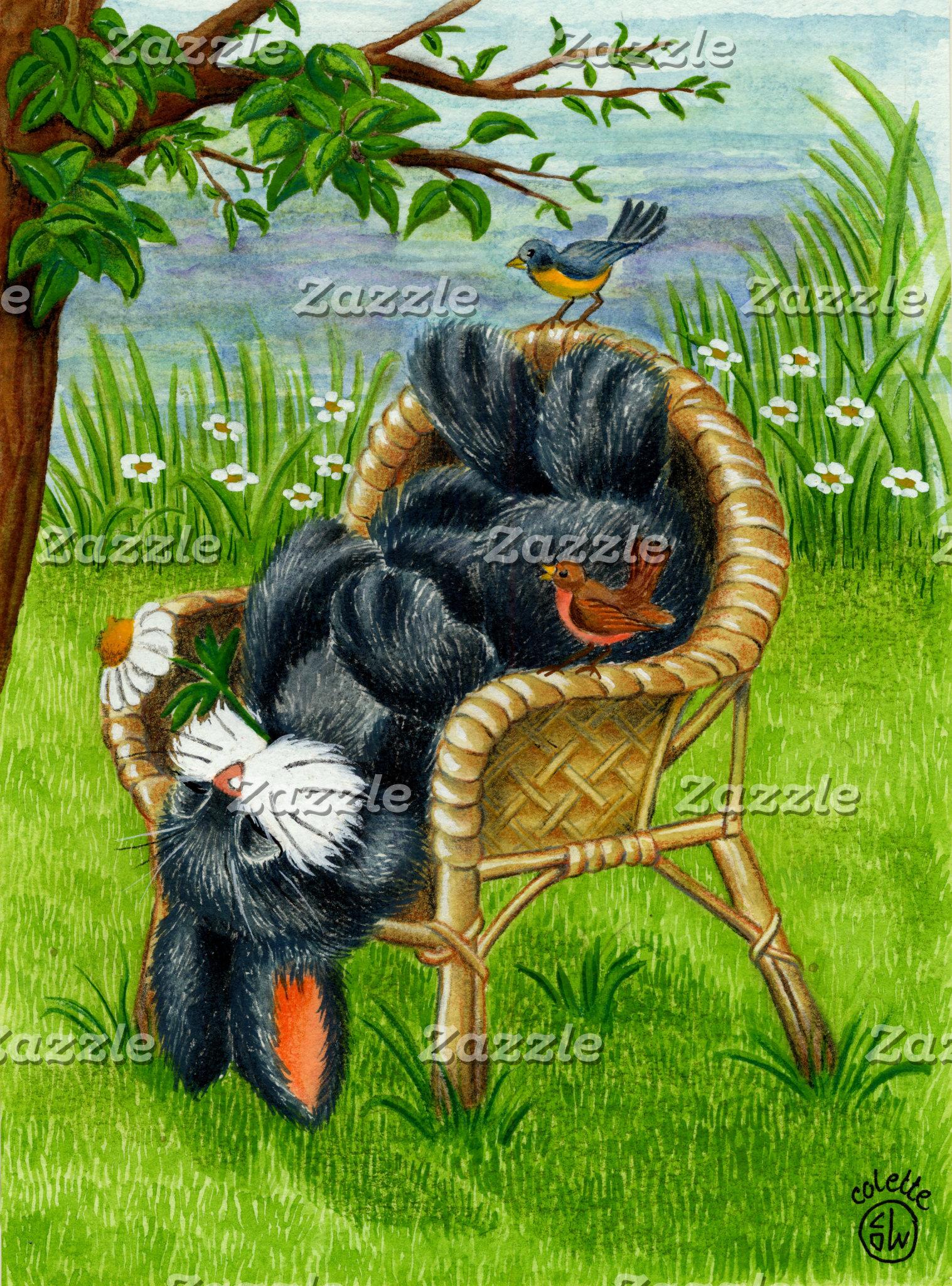 Dreaming Rabbit