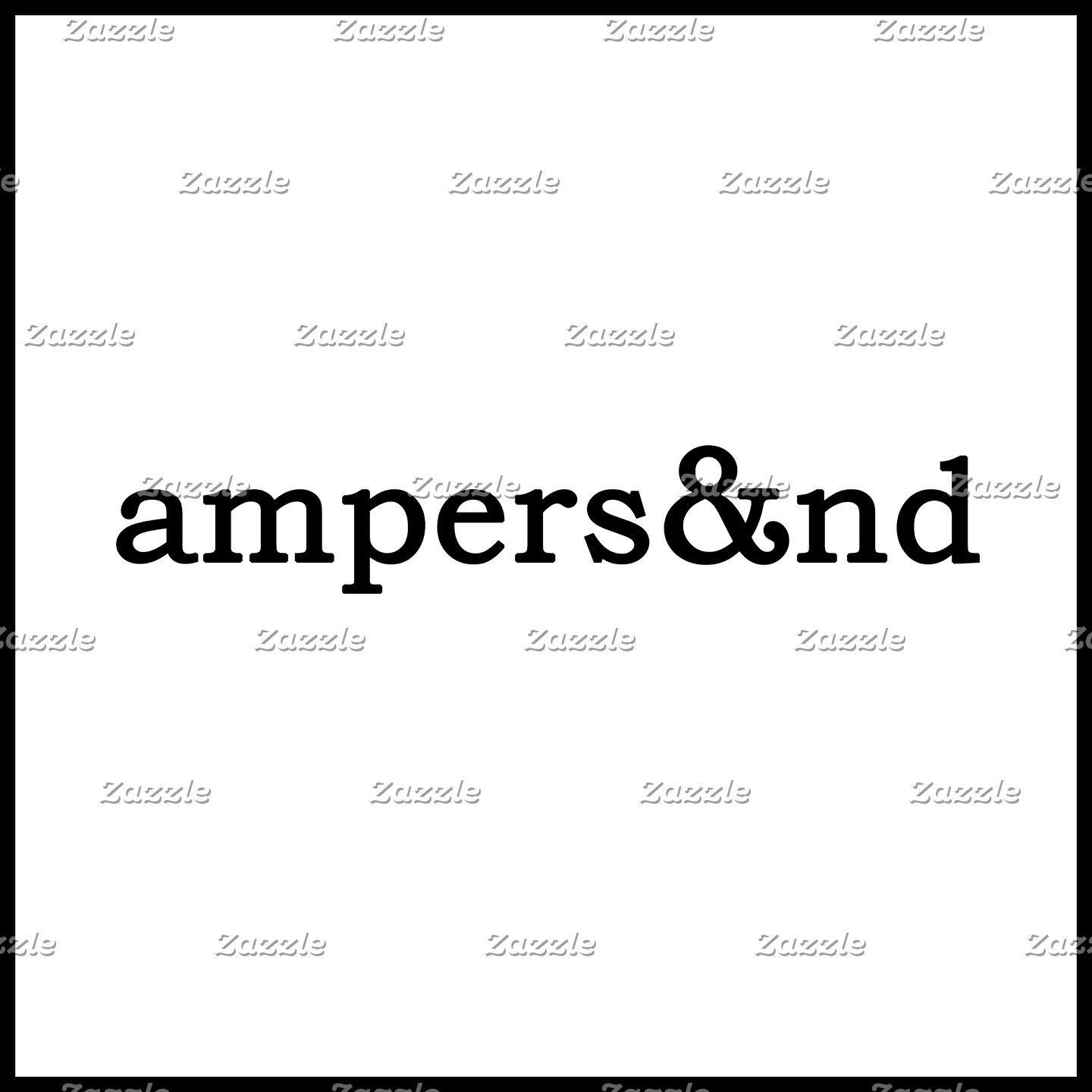 ampers&nd
