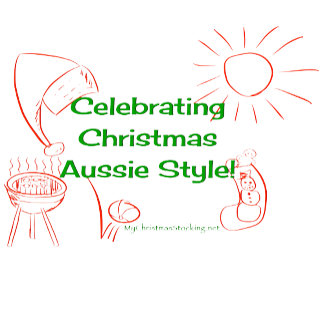 Celebrating Christmas Aussie Style