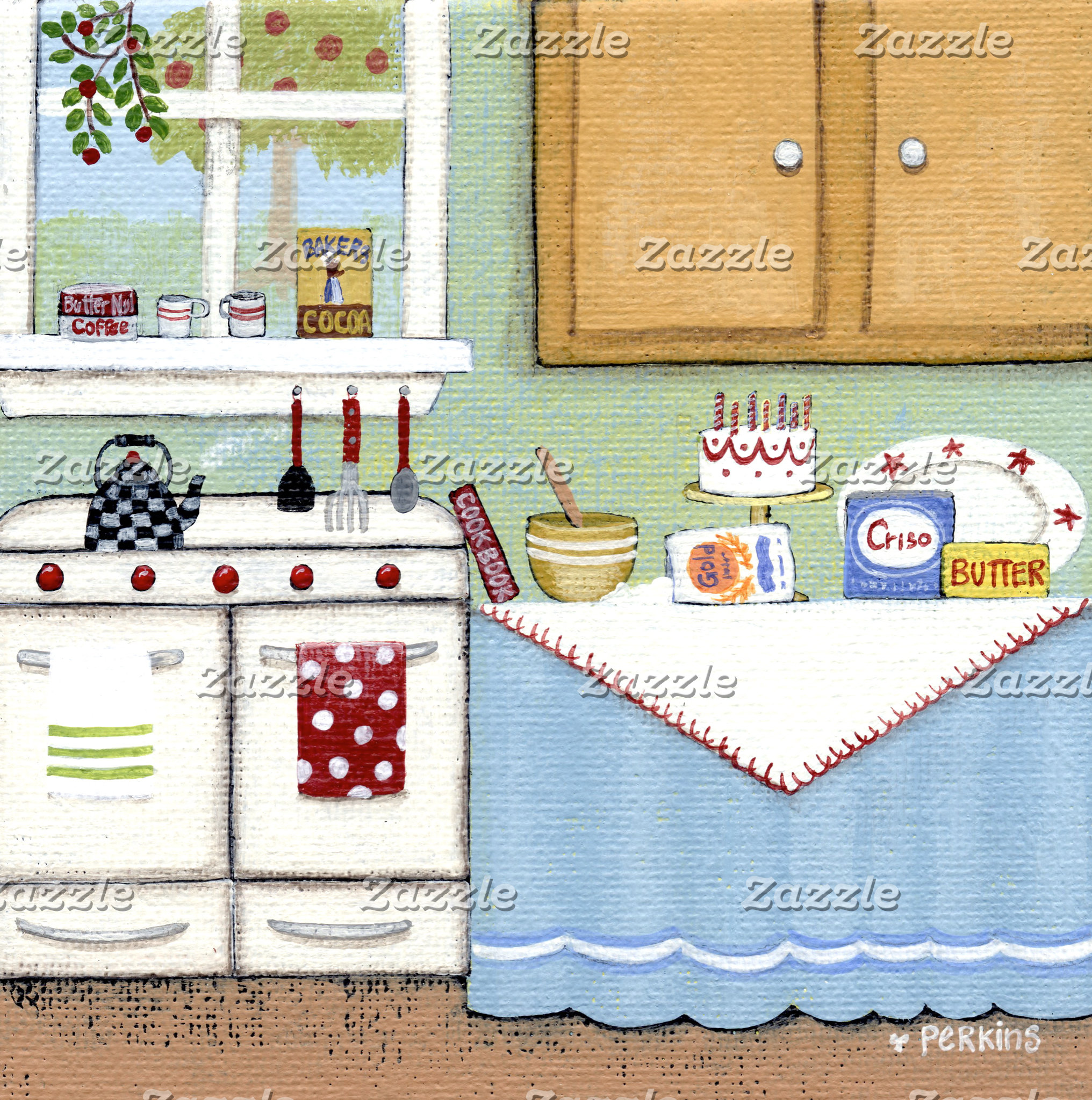 Cute Kitchens Collection