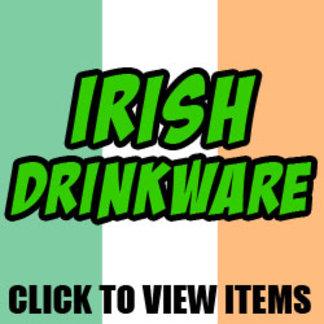 Irish Mugs, Steins, Glasses and Drinkware