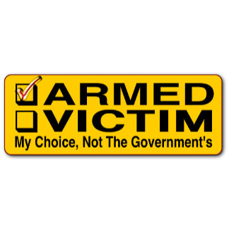 Armed By My Choice