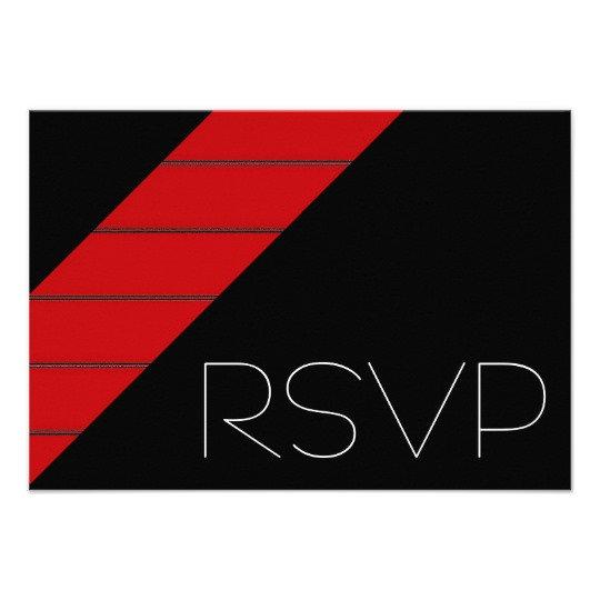 RSVP Cards including Wedding