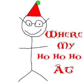 Stick Figure Dan Christmas
