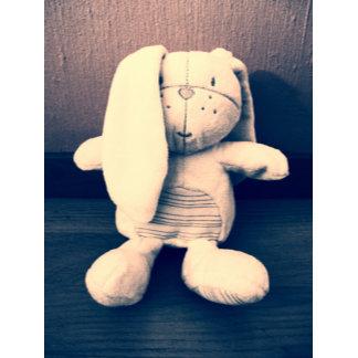 Cute Vintage Toy Rabbit