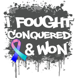 Thyroid Cancer I Fought Conquered Won