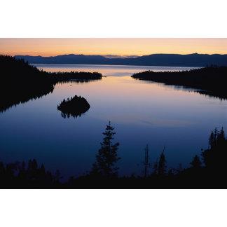 Emerald Bay, Lake Tahoe, California.