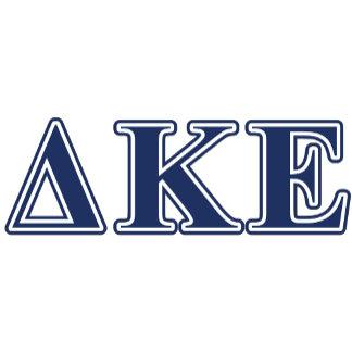 Delta Kappa Epsilon Blue Letters