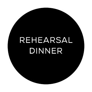 Rehearsal Dinner