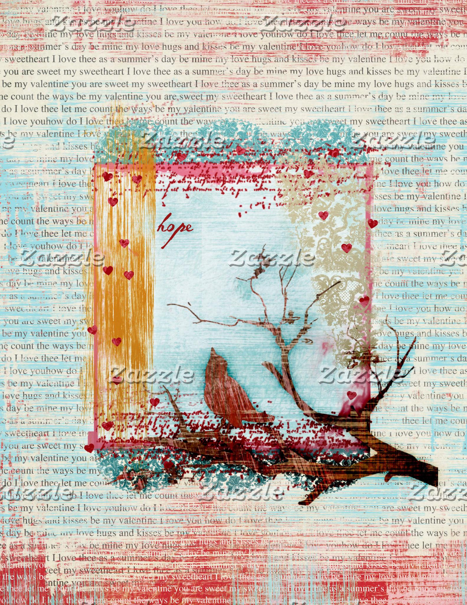 Hope & Imagine, The Birds