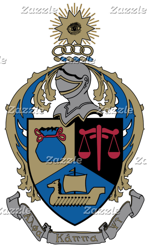 Alpha Kappa Psi - Coat of Arms