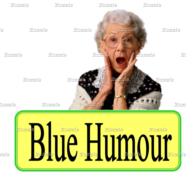 Blue Humour