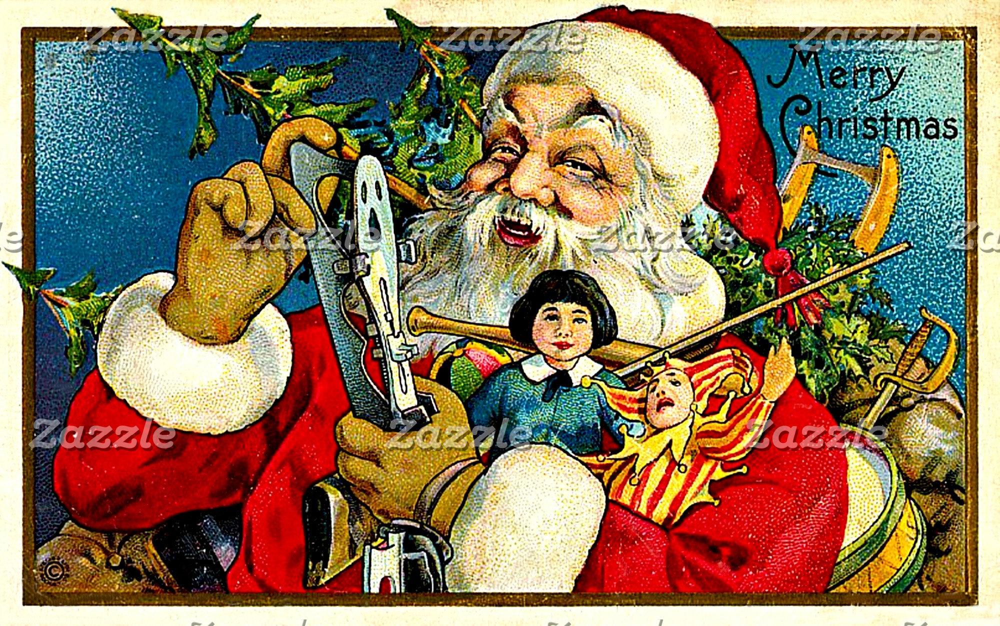 Christmas Ornaments - Vintage