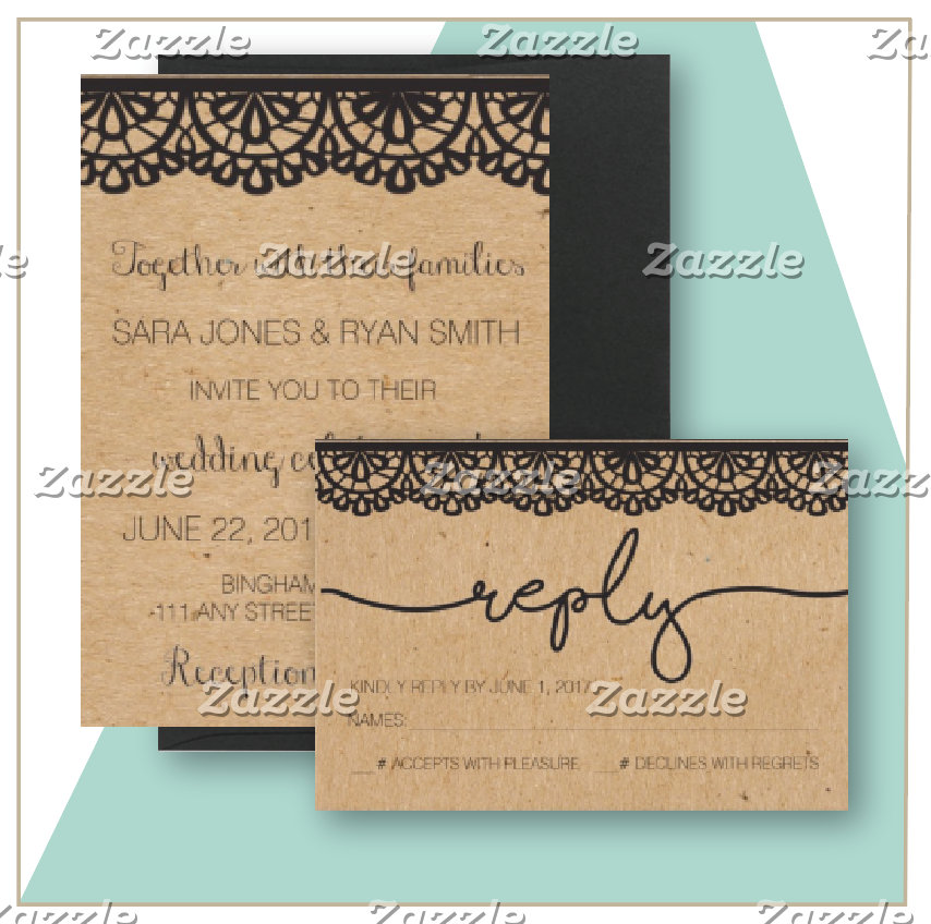 Wedding Invite Suites