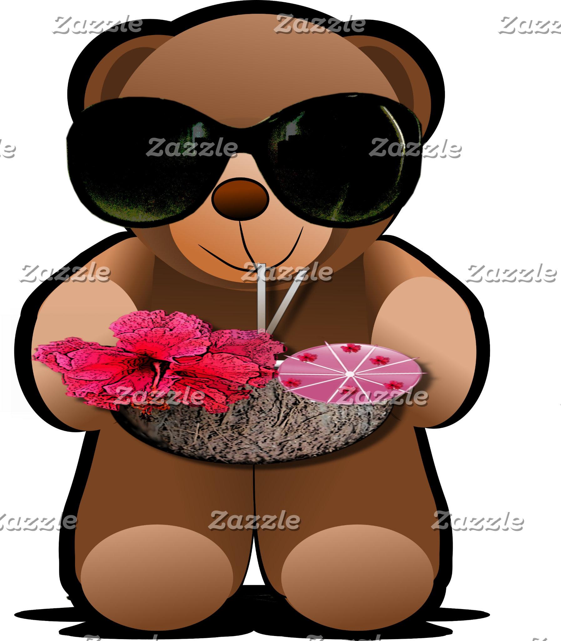 Teddy Bear Cool
