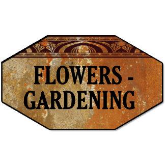 Flower and Gardener