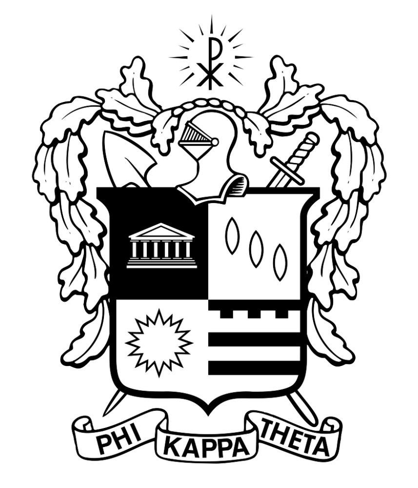 PKT Crest Black