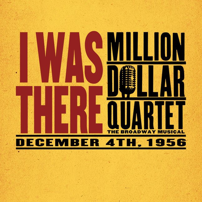 Million Dollar Quartet I Was There