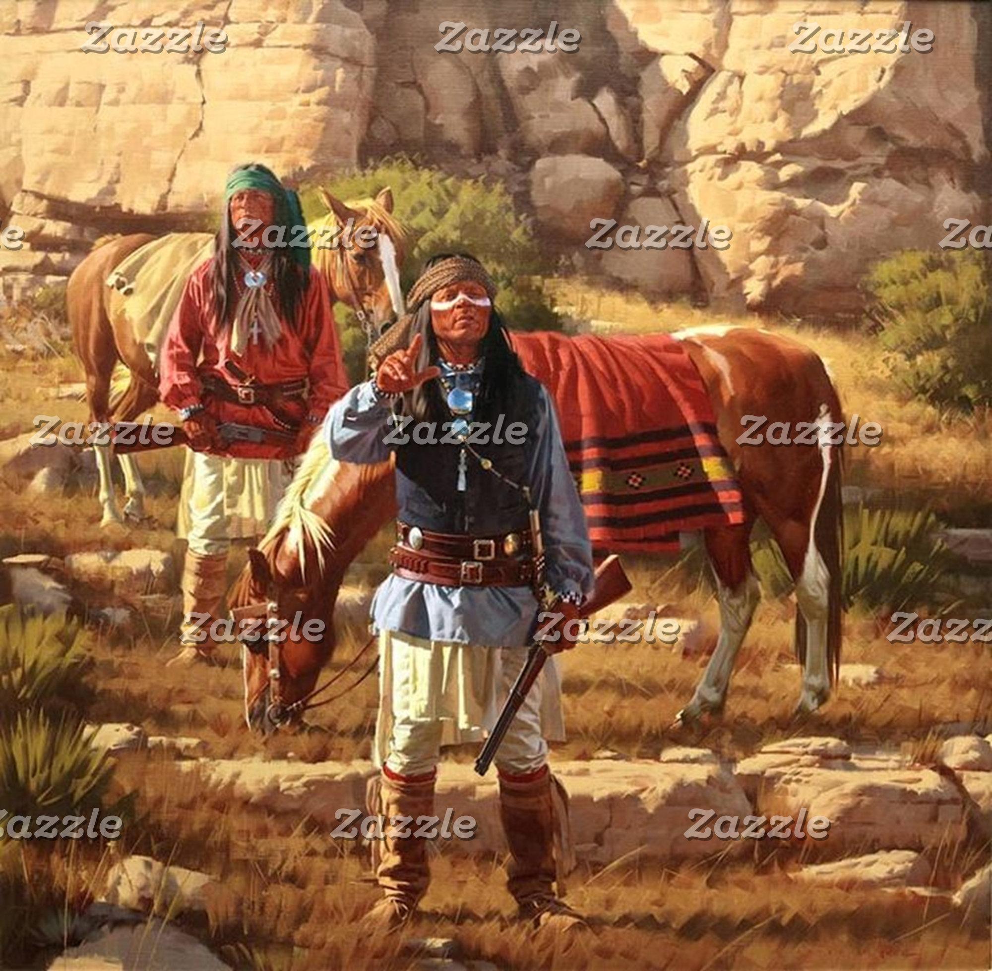 Apache Indians