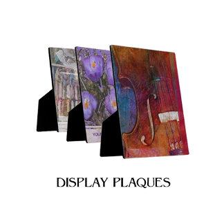 Display Plaques