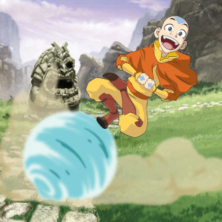 Aang | The Spirit of the Planet
