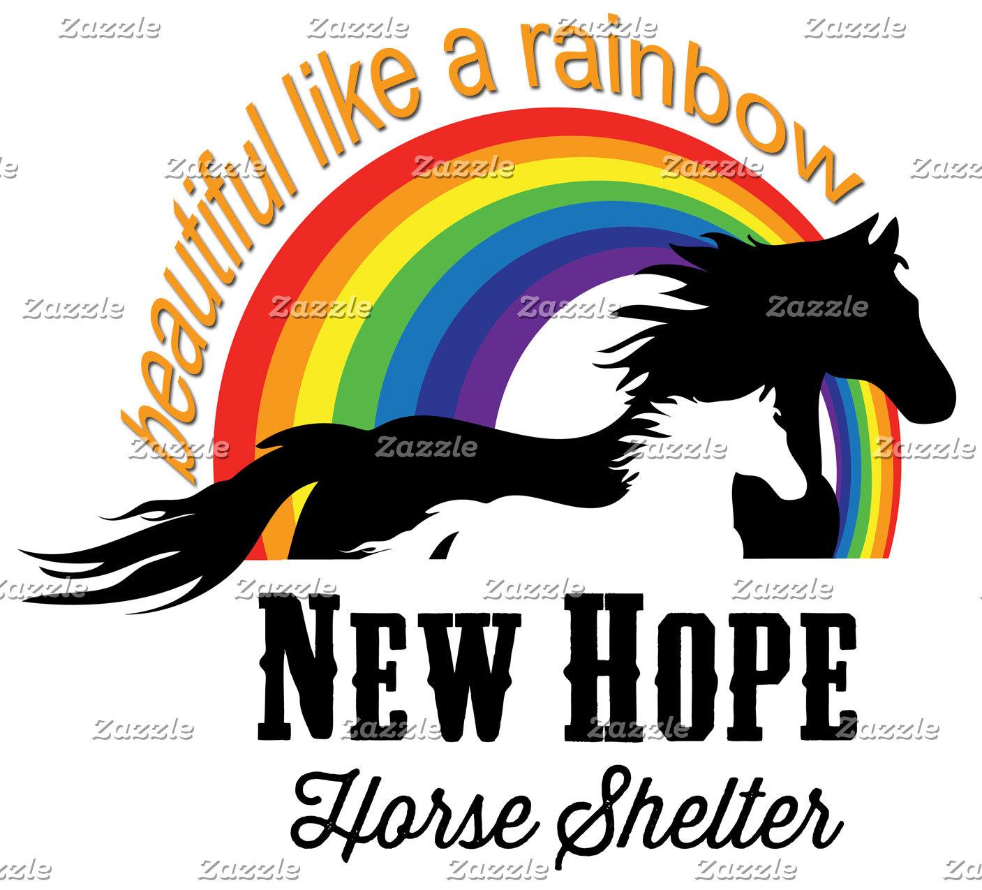 New Hope logo shirts