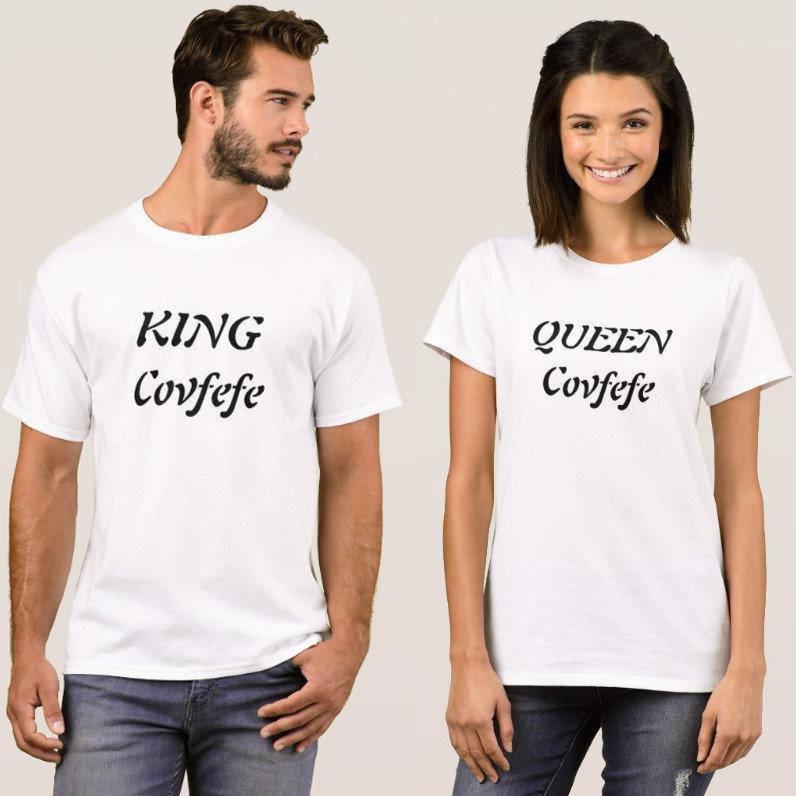 KING & QUEEN COVFEFE
