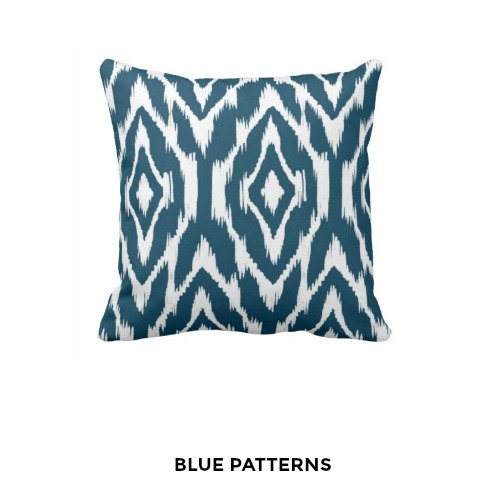 Blue Patterns