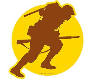 Blank ScanningWWII Logo