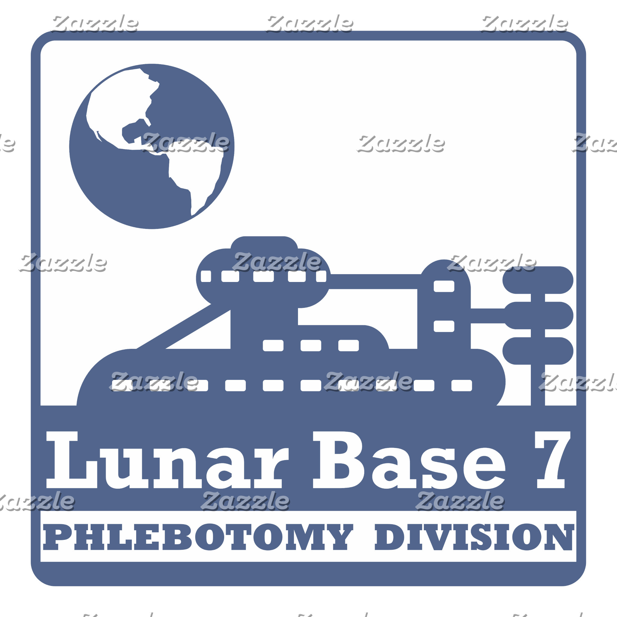 Phlebotomy / Lunar Base 7
