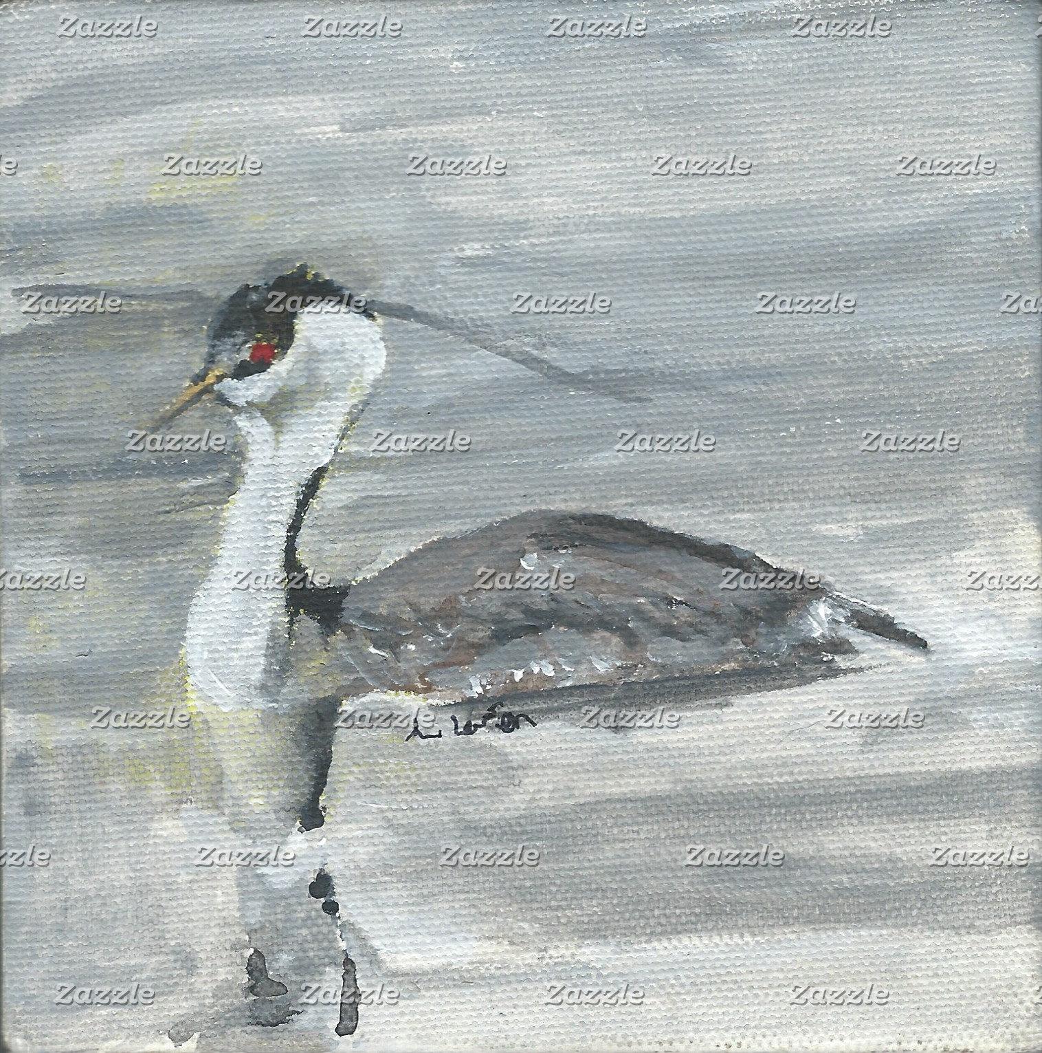 """""""Humboldt Bay Duck"""""""