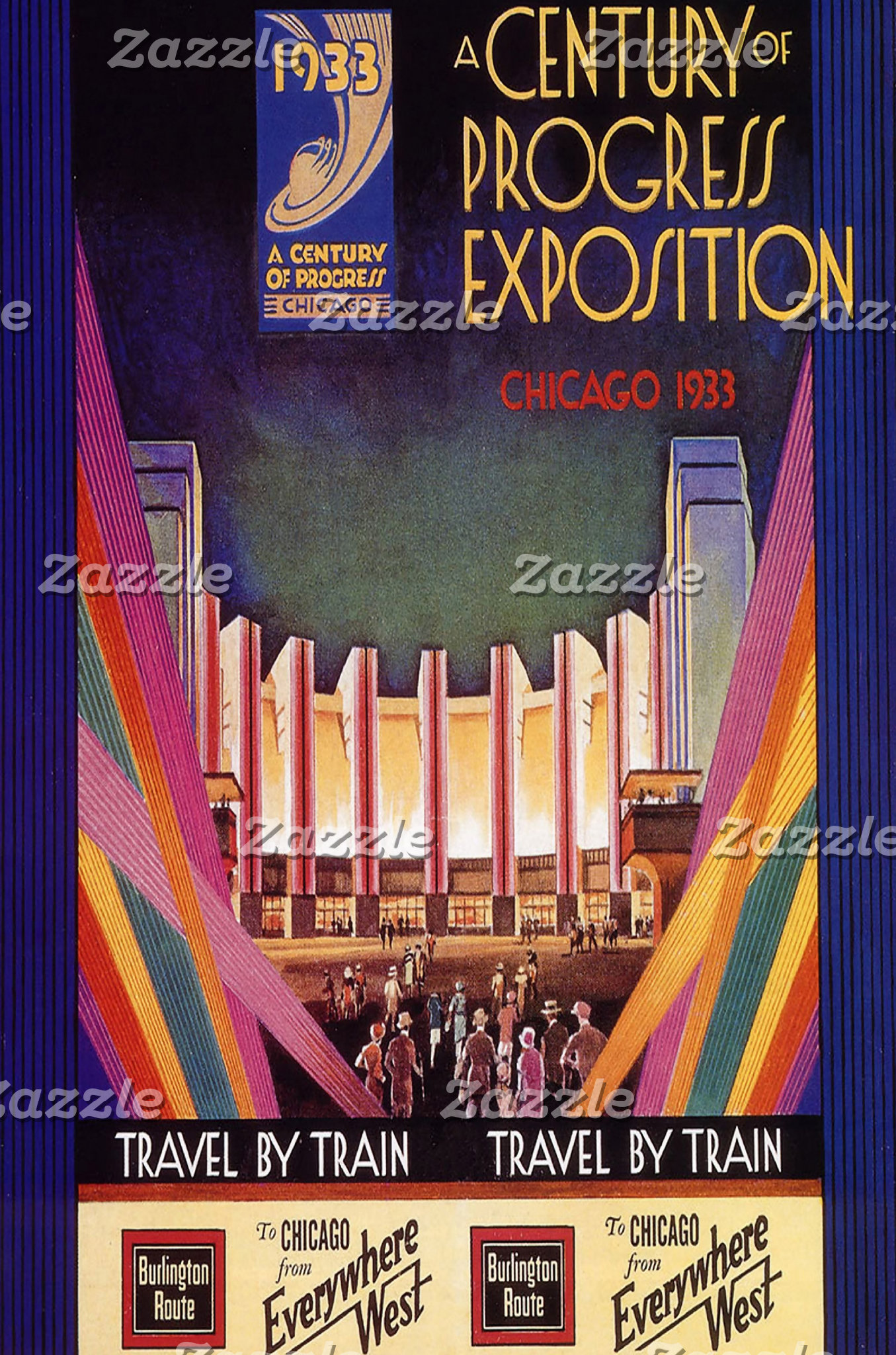 A Century Of Progress Exposition Chicago 1933