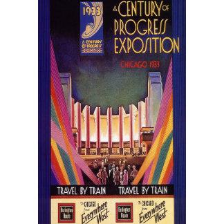 A Century Of Progress Exposition Chicago 1933