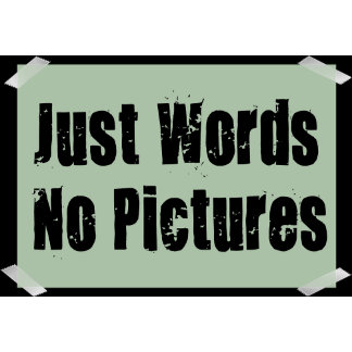 ATHEIST JUST WORDS NO PICTURES