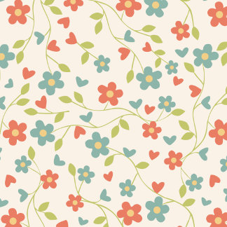 Tiny Floral Print Products