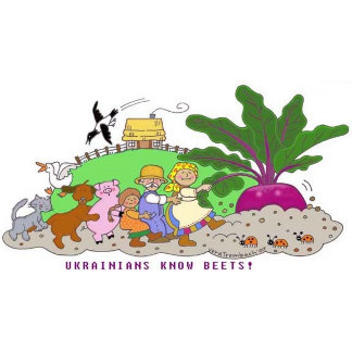 Ukrainians Know Beets