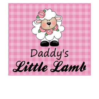 Daddy's Little Lamb (girl)